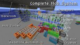 Automated EXP Farm Tutorial - Start to Finish Minecraft Project