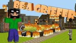 """Be A Griefer"" (Minecraft Parody Of Moves Like Jagger) Minecraft"
