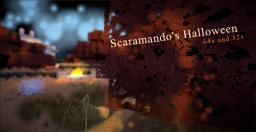 Scaramando's Halloween - 64x Orange grass (32x and Seus versions exist) Minecraft