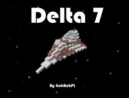 Delta 7 (Star Wars) Minecraft Map & Project
