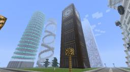 Kosmynpolis Minecraft Map & Project