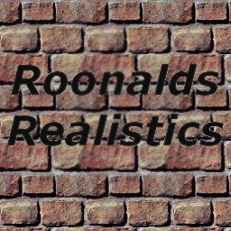 Roonalds Realistics [1.3.2] [16x16] [Update 8] [Discontinued] Minecraft Texture Pack