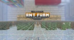 Ant Farm Survival Minecraft Map & Project