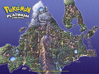 Project Sinnoh Region