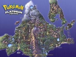 Poke'mon Sinnoh Platinum Version Refreshed! Minecraft Project