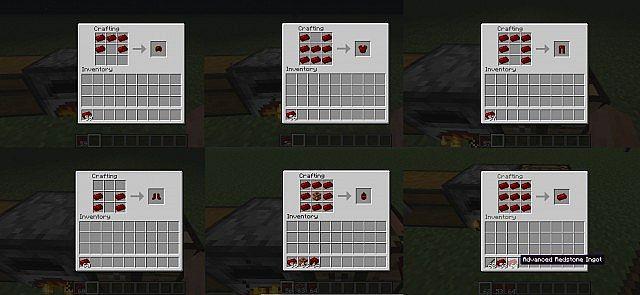 Redstone Utilities+