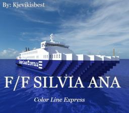 F/F Silvia Ana - A Fast Ferry Minecraft
