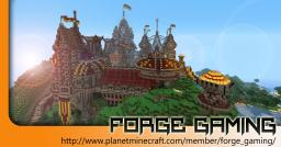 Forge Fortress Minecraft Project