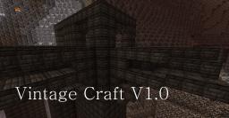 Vintage Craft Minecraft Texture Pack