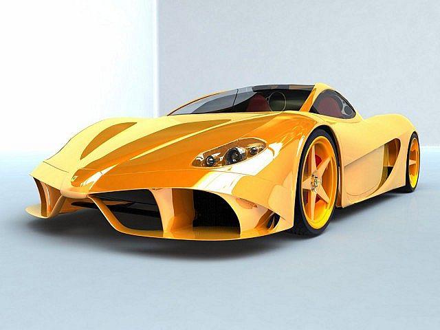 Ferrari Aurea GT Concept