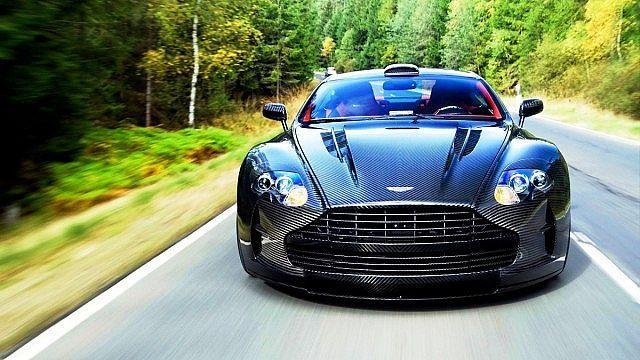 Mansory Cyrus (Aston Martin) DBS V12 GT