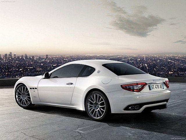 Maserati Gran Tourismo S