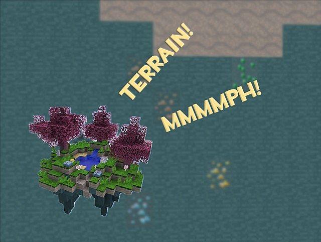 The pyro said the terrain was so...so...MMMMMPH
