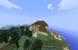 Mansion v1 Minecraft Map & Project