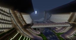 Mass Effect Citadel Presidium (Timelapse) Minecraft Project