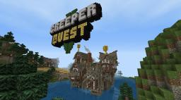 Creeper Quest II [Open World Adventure] Minecraft Map & Project