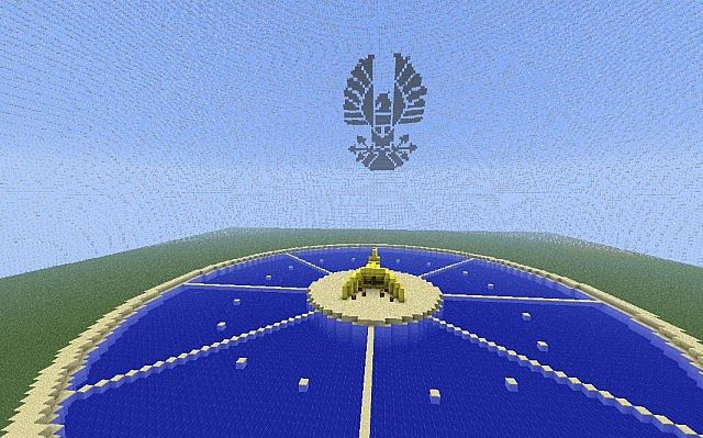 Hunger Games Arena Minecraft Project
