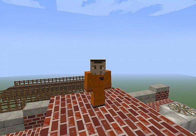 gold armor (niko prisioner)
