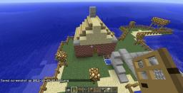 a cool world(for me) Minecraft Map & Project