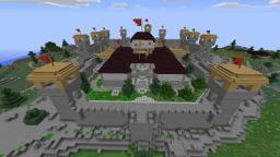 Assassin's Creed Monteriggioni Villa + Monteriggioni Catacombs Minecraft Map & Project