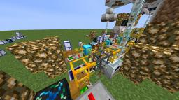Technic Assembly Line Minecraft Project