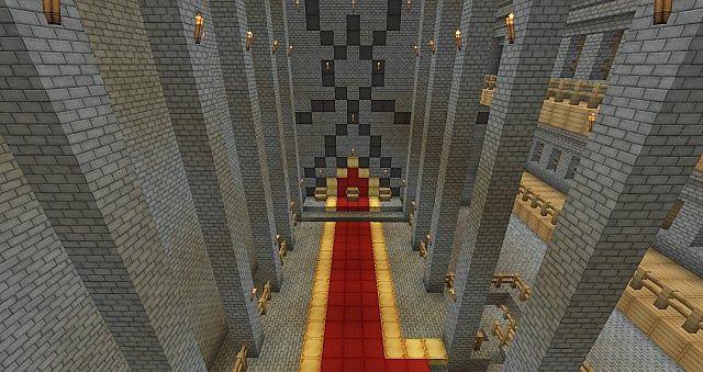 Throne hall! xD