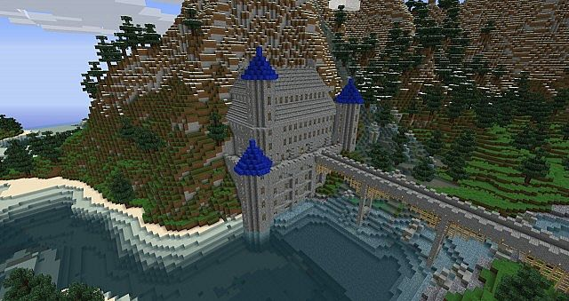 The Castle at day.. xD