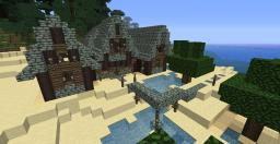 Minecraft awesome house