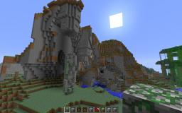 Cliff Dwellers Minecraft Map & Project