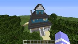 Regular show map Minecraft Map & Project