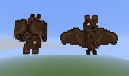 Bats Minecraft