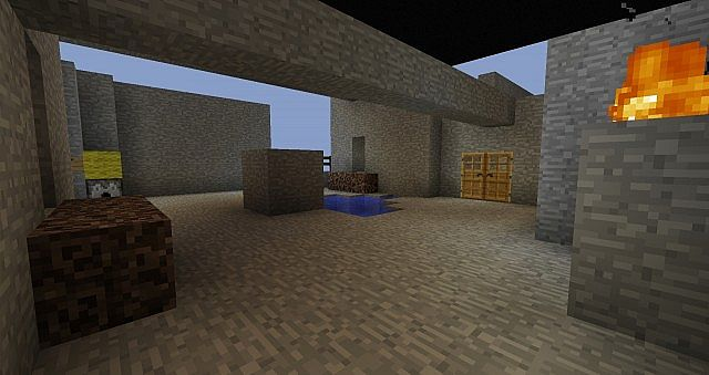 Call Of Duty Minecraft Ascension Zombie Survival Wip