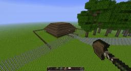 Slender Map [JUST THE MAP + WITH PAGES] Minecraft Project