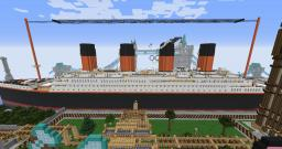 The Titanic Minecraft