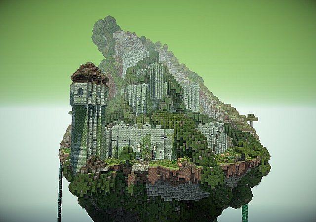The Ruins of Avanador ...