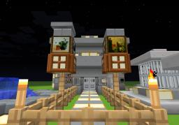 The Big House Minecraft Map & Project