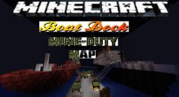 BOATDOCKS mine-of-duty map Minecraft Map & Project