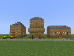 lord_grimaldus's Compact House Bundle Minecraft Map & Project