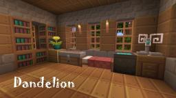 [16x][1.8] ~Dandelion~ (Biomes o Plenty Support!)