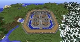 The City Minecraft Map & Project