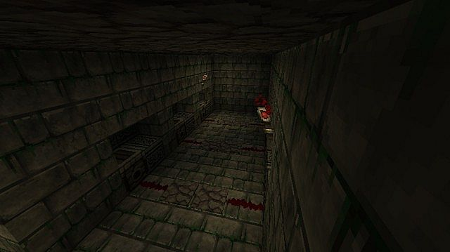 The Catacombs! Beware, warrior, you might meet your fate down here!