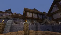 two empires medival cities. mcbuilder.inc Minecraft