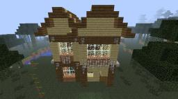 My Victorian House Minecraft Map & Project