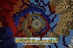 Mineland Survival Server! [Economy] [Grief-Free] [Skylands] Minecraft Server