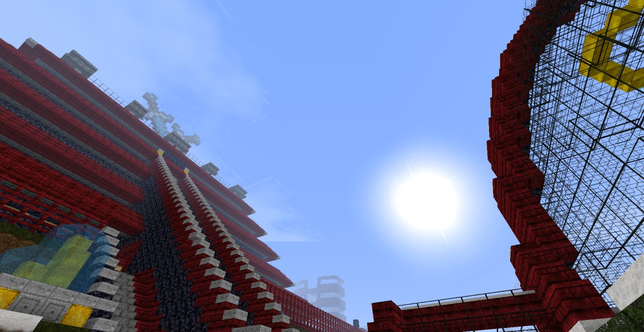 Server spawn shops included download minecraft project sciox Images