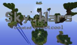 Sky Wars: A Minecraft PvP Map Minecraft Map & Project