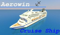 Aerowin [Cruise Liner] Minecraft Map & Project