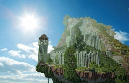 The Ruins of Avanador Minecraft Map & Project