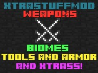 =XtraStuffMod=(Can We Get 1000 Diamonds!)(And 1000 Downloads!)