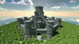 Hyrule Castle Minecraft